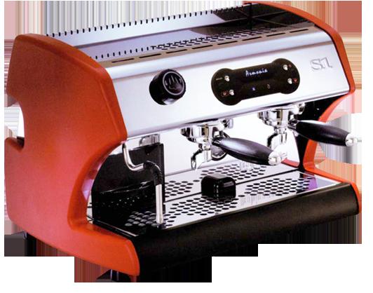 la spaziale coffee machine manual